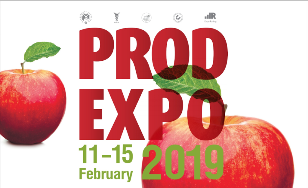 Prod Expo, Moscow 11-15 Feb 2019