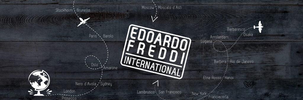 Edoardo Freddi International