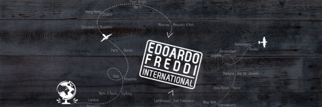 Edoardo Freddi International