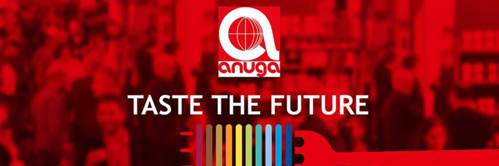 Welcome to Anuga 2021